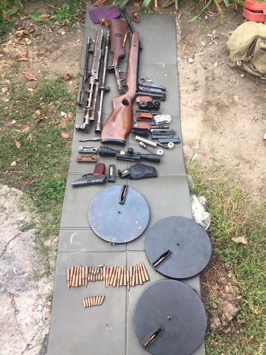 СБУ пресекла деятельность подпольной оружейной мастерской: видео