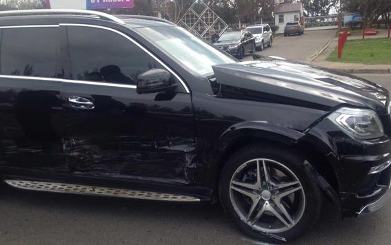 В Одессе полиция открыла огонь по Audi во время погони: видео