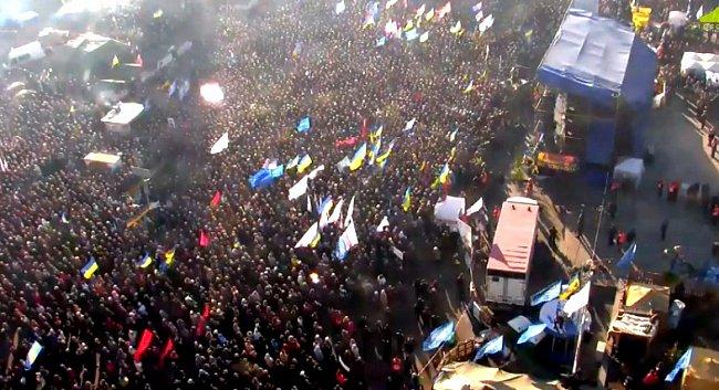 Средний класс на колесах. Майдан опробовал новую форму протеста