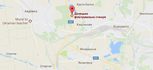 Госдеп призвал Кремль прекратить обстрелы около ДФС