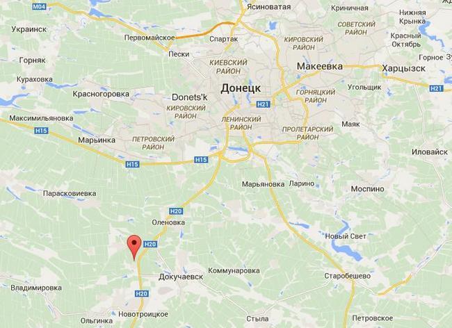Боевики штурмовали блокпост сил АТО, ранены 4 украинских бойцов
