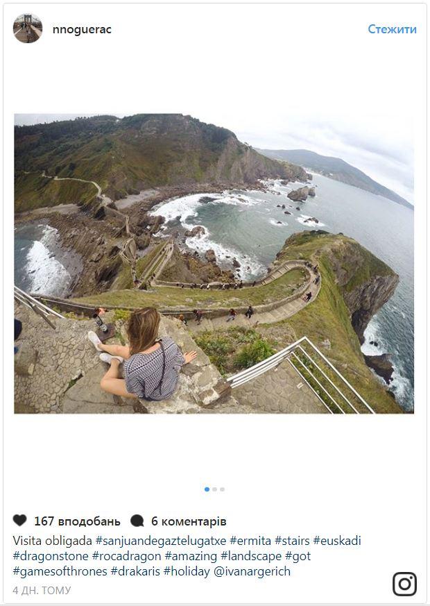 """""""Игра престолов"""" привлекла 75 тысяч туристов на испанский остров"""