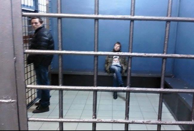 В Москве задержан народный депутат Алексей Гончаренко (дополнено)