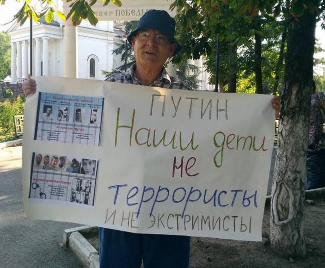 Вокупованому Криму суд залишив під арештом 76-річного Караметова— адвокат