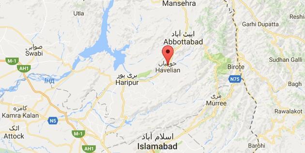 Авиакатастрофа в Пакистане: спасатели обнаружили черный ящик