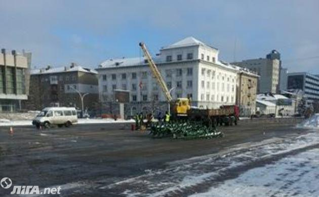 Как выглядит Луганск сегодня после разборок боевиков: фото