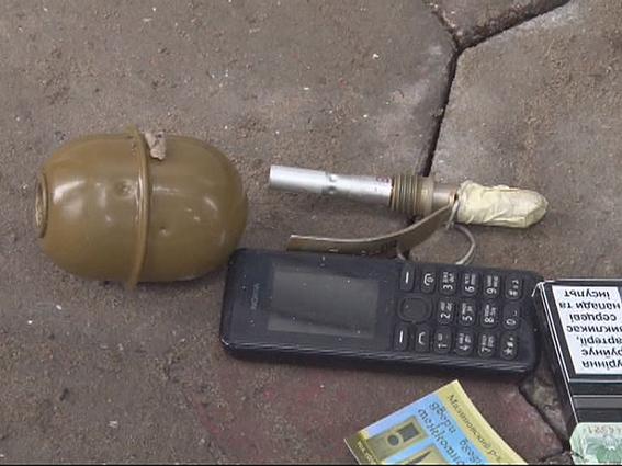 Подробности задержания подозреваемых в одесских терактах