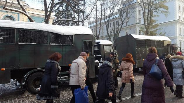 """Шатун"" или реальный протест: онлайн-хроника завершена"