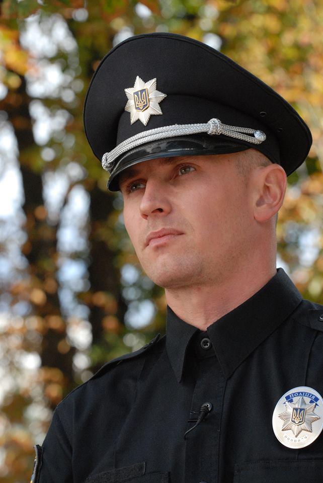 """Десантник """"Позывной Маршал"""" перешел в патрульную полицию"""