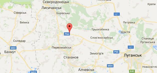 Под Лисичанском от обстрела ранены двое военнослужащих