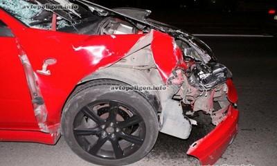У Києві Subaru розірвала пішохода біля Гідропарку