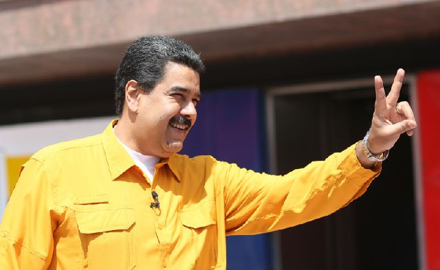 Николас Мадуро (Фото -EPA / Miraflores Press)