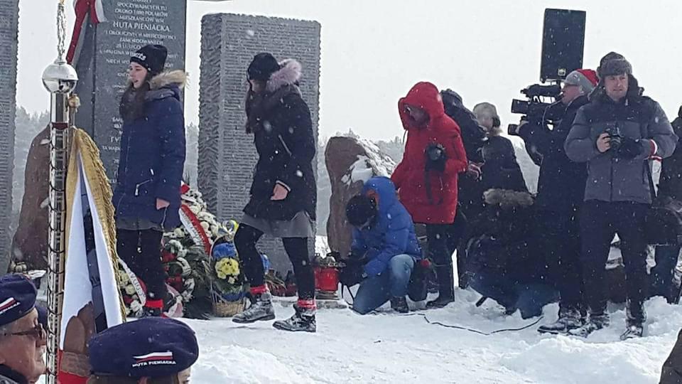 Годовщина Гуты Пеняцкой: Дуда возложил ответственность на Украину