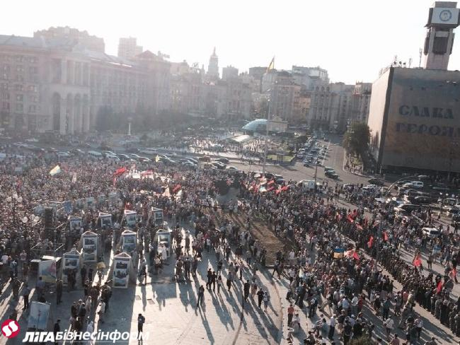 Референдум Яроша. Что предлагает Правый сектор после Мукачево