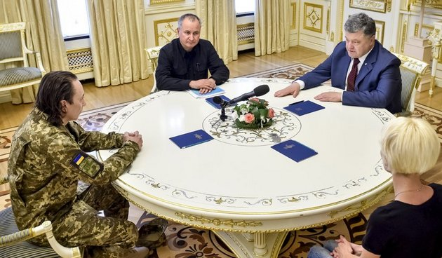 СБУ: полковник ВСУ в плену работал на российские спецслужбы