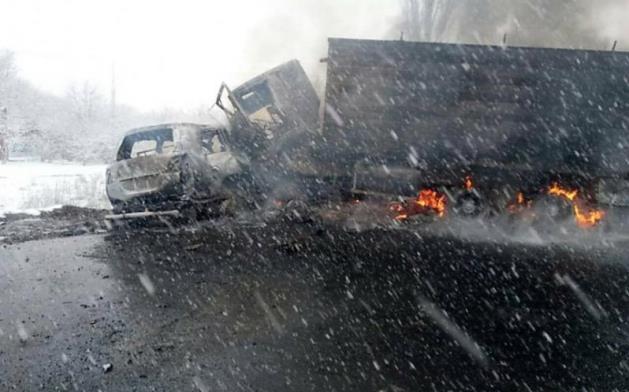 В аварии на дороге погиб экс-глава Николаевского облсовета: фото