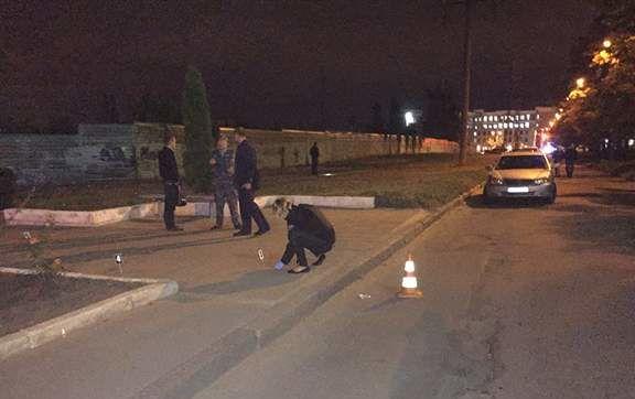 В Харькове произошла потасовка со стрельбой: есть раненые
