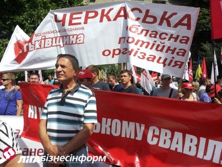 Захарченко вже не у відпустці і готовий говорити з протестуючими