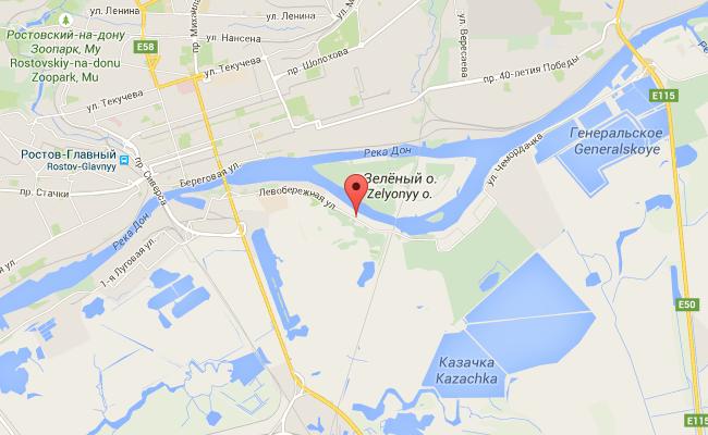 За нападением на консульство Украины в Ростове стоит ГРУ - ИС