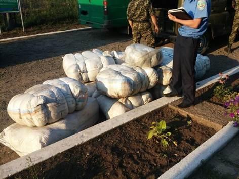 СБУ пресекла незаконный вывоз товаров в Россию