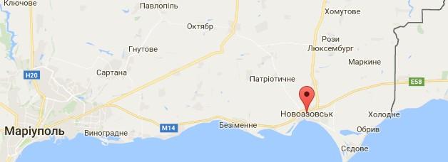 Под Новоазовском трое боевиков подорвались на своих минах - ГУР