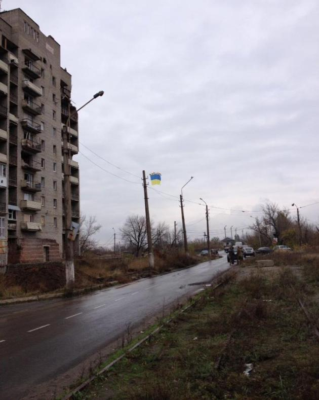Патриоты отправили немалый «воздушный привет» террористам «ДНР»