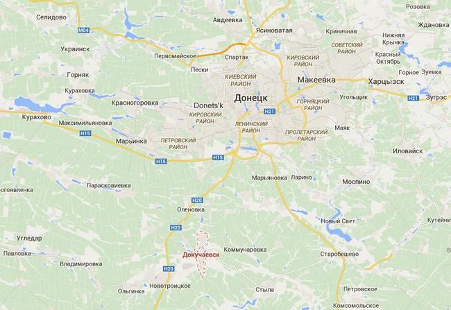 Боевики отступили возле Донецка и Авдеевки из-за потерь - ИС