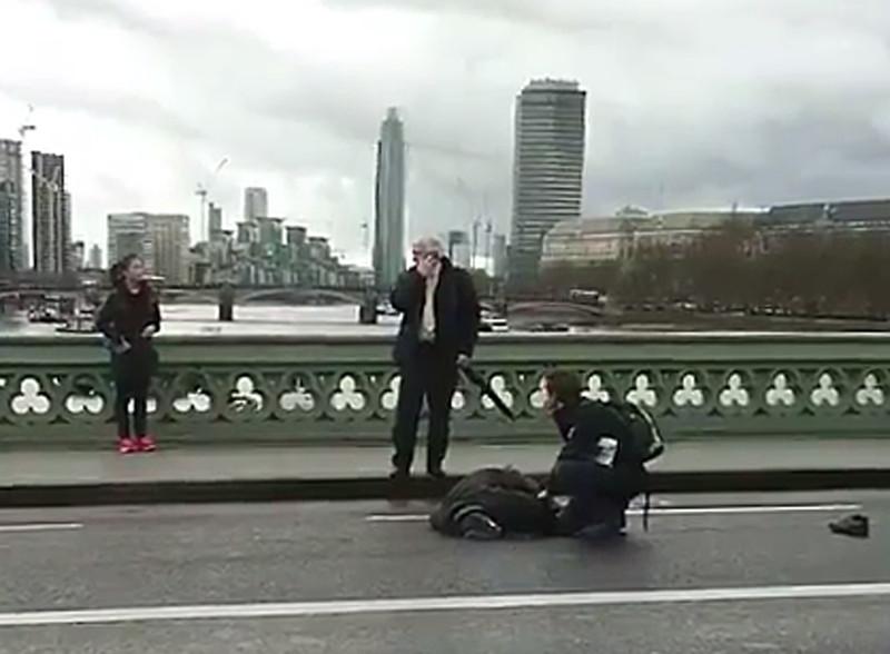 Стрельба вцентре Лондона: появились видео иновые детали