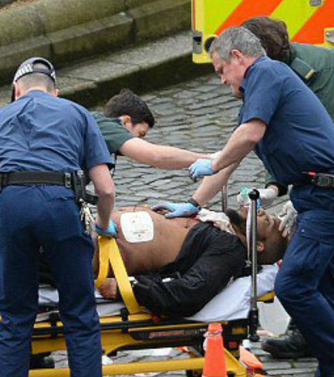 Видео и детали теракта встолице Англии: «Обстановка тут сюрреалистическая»