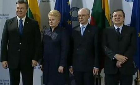 Провал ассоциации с ЕС. Хроника Вильнюсского саммита