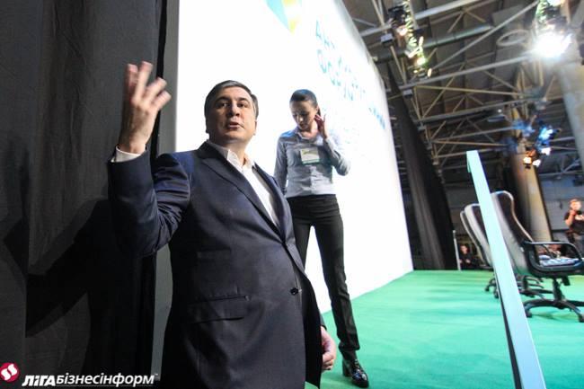 Несущие свет и хаос. Саакашвили раскрыл свои карты и спутал чужие