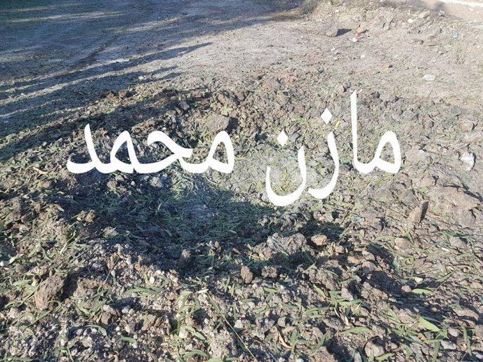 Боевики заявили о подрыве колонны с военными РФ в Сирии: фото