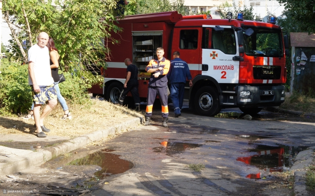 ВНиколаеве из-за утечки газа взорвался личный дом. Хозяин госпитализирован сожогами