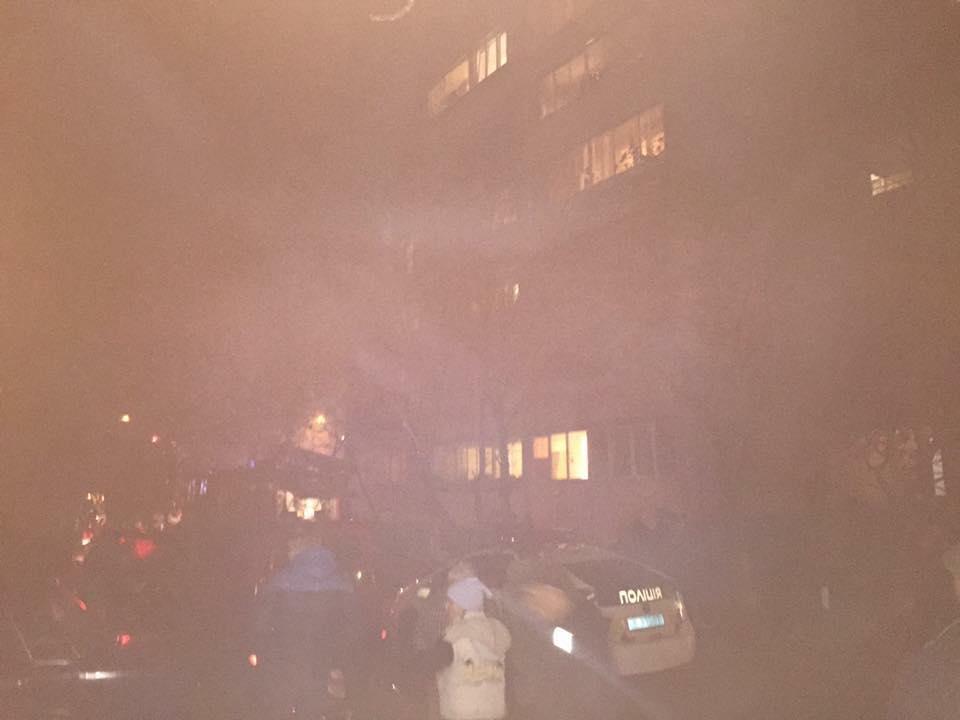 Во Львове произошел взрыв в жилом доме: погиб мужчина