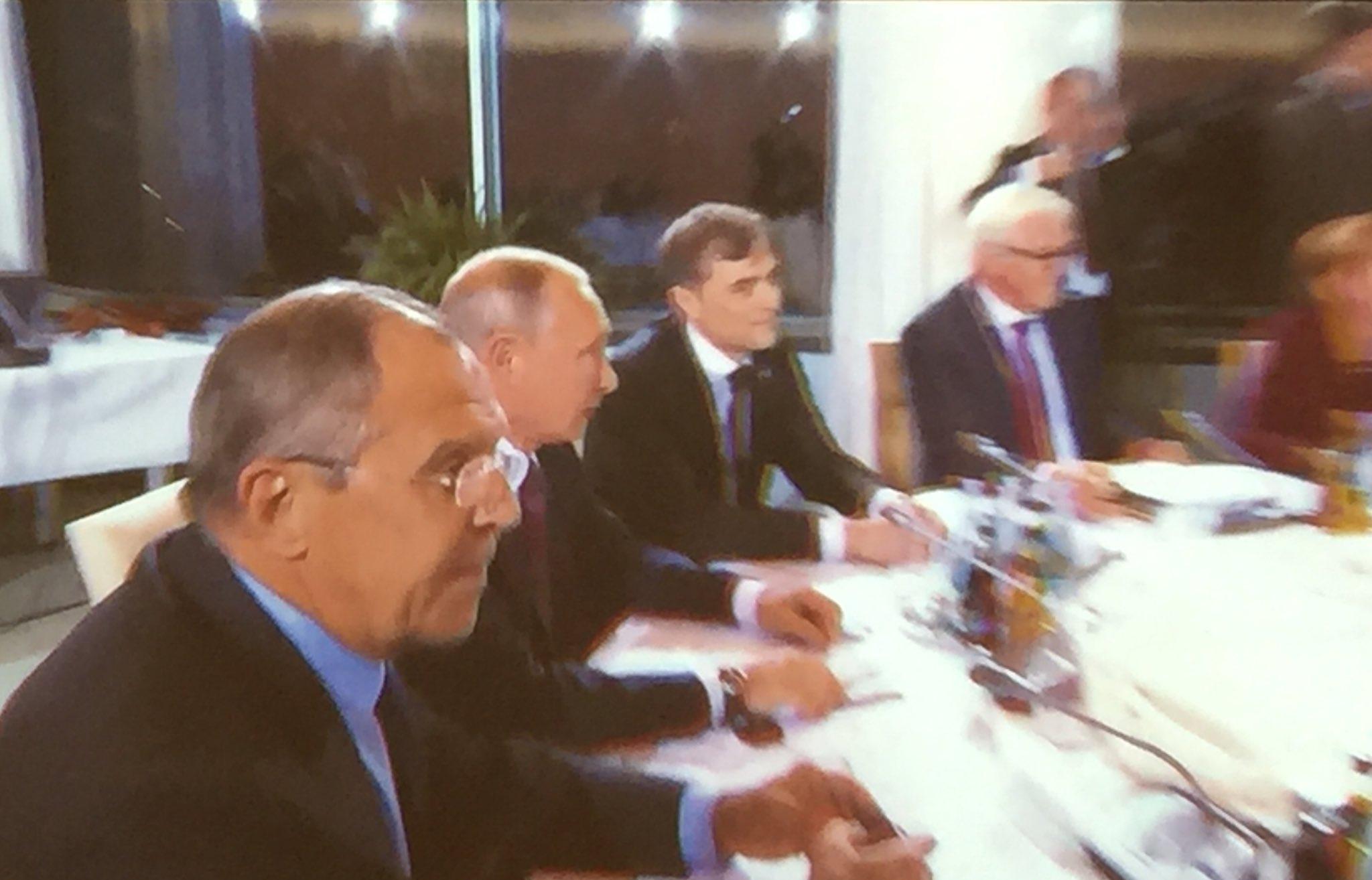 В Берлине начались переговоры лидеров нормандского формата