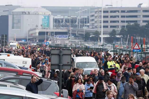 Теракты в Брюсселе: хроника завершена