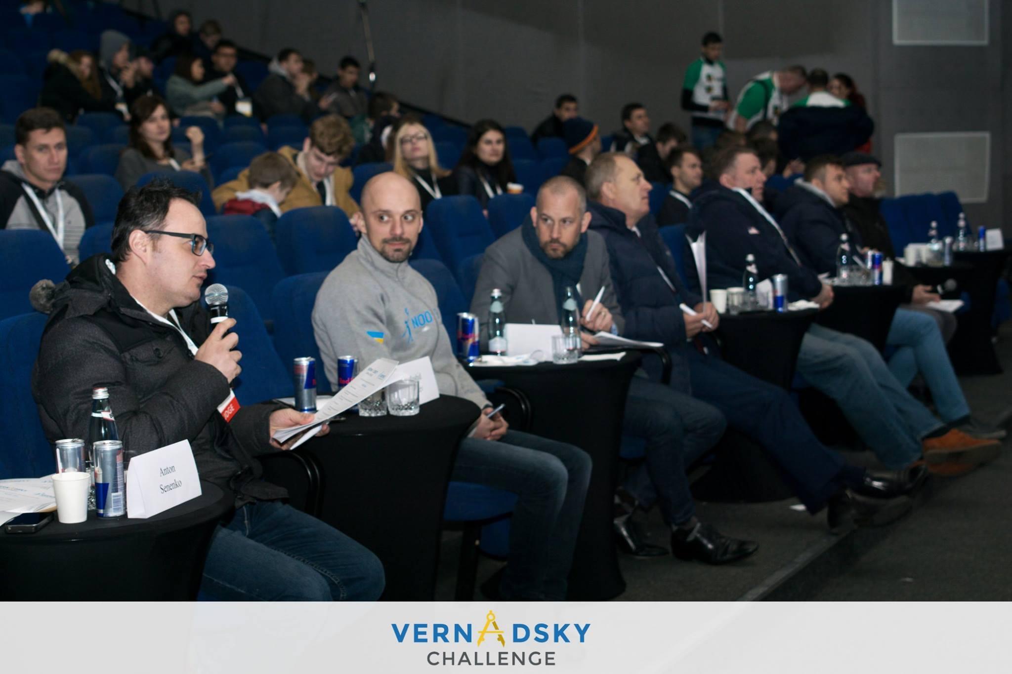 Достижения финалистов конкурса Vernadsky Challenge Макса Полякова