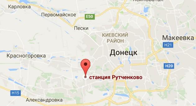 """ГУР: в Донецке жители """"заминировали"""" подъезд к позициям боевиков"""