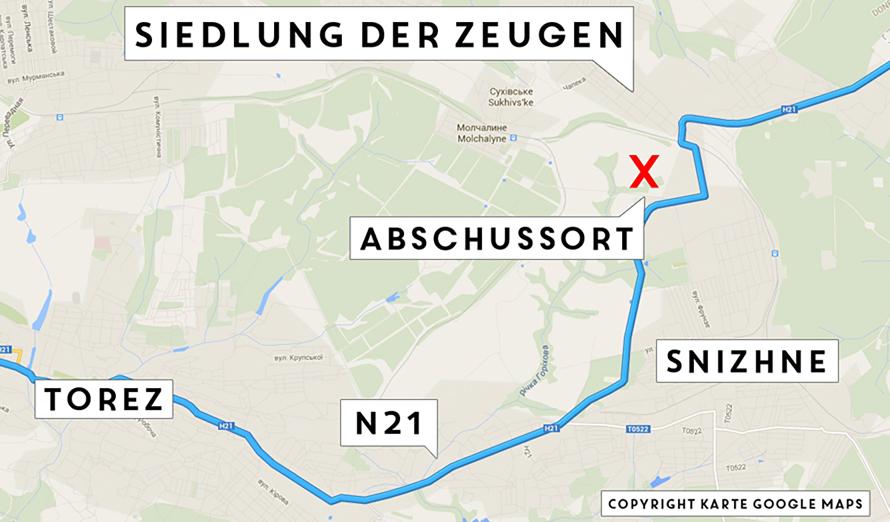 Расследование иностранных журналистов - кем был сбит Boeing 777