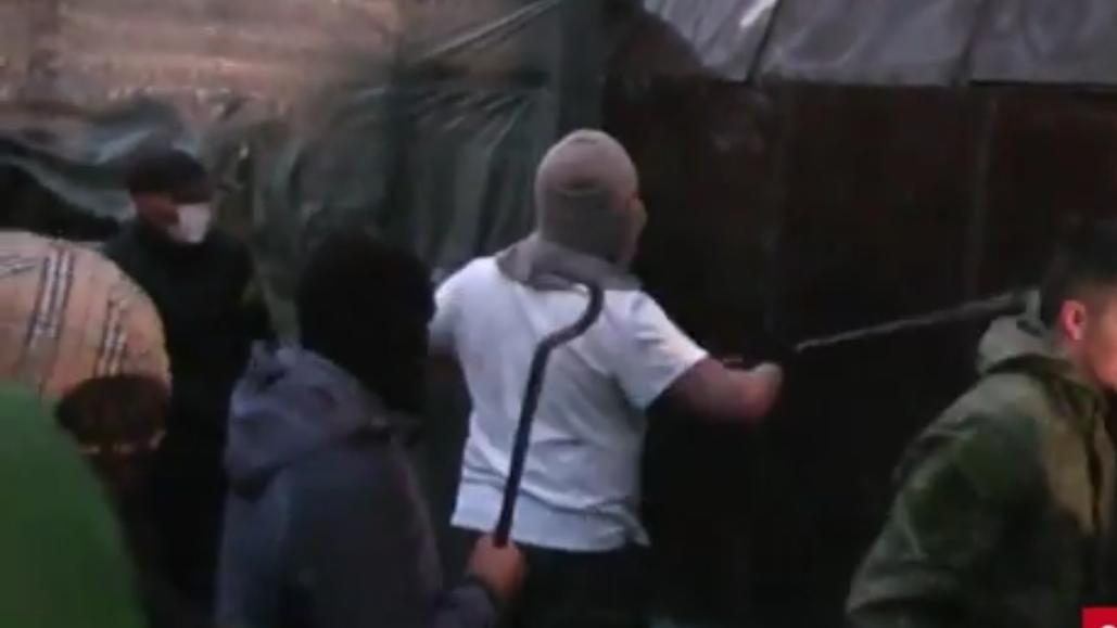 Арочное дело: причины массовых стычек в вечерней Полтаве