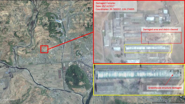 Упала на город: СМИ рассказали о неудачном запуске ракеты КНДР