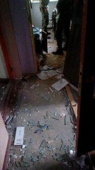 Пограничники отбили несколько атак террористов, есть раненые