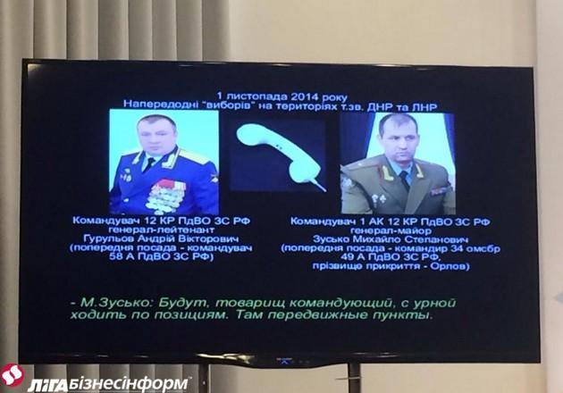 На псевдовыборах в Донбассе голосовали военные РФ: аудио