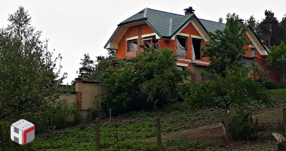НАБУ обыскивает загородный дом бывшей жены судьи Вовка - СМИ