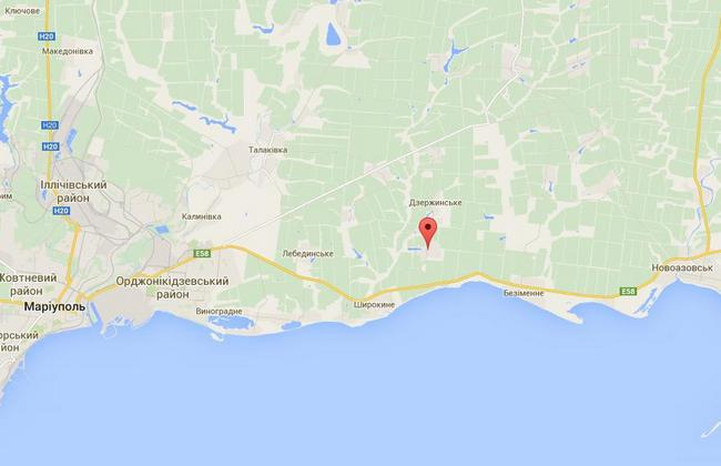 Боевики дважды атаковали пограничников в районе Мариуполя