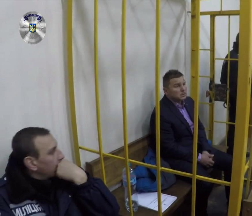 Одним из грабителей в Княжичах был экс-сотрудник ГУБОП: фото