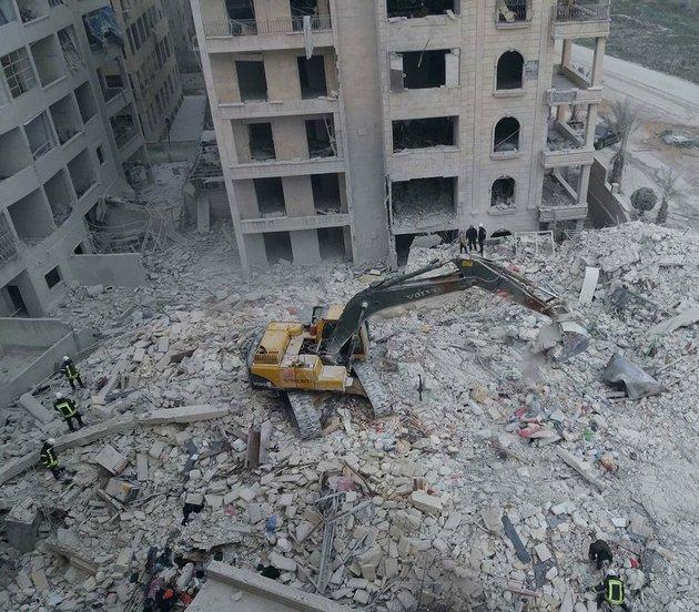 Месть за Су-25 в Сирии: с вертолета сбросили бочку с хлором - СМИ