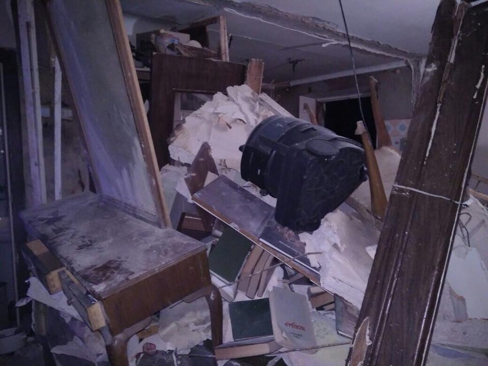 В Киеве прогремел взрыв в жилом доме: погибла женщина (Обновлено)