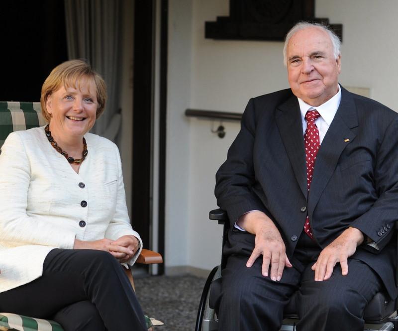 Скончался экс-канцлер Германии Гельмут Коль