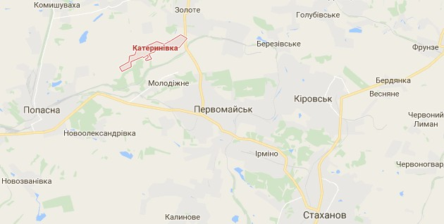 Один украинский военный умер, еще двое ранены засутки вЛуганской области
